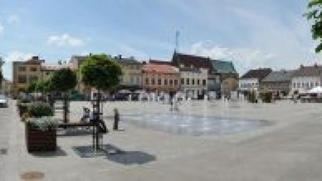 Oświęcim. Zmiana organizacji ruchu na Rynku Głównym na majowy weekend