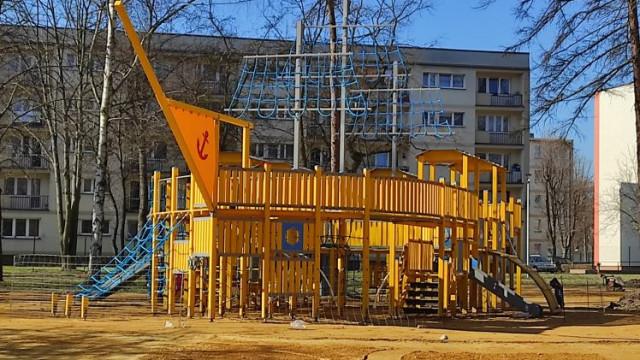 OŚWIĘCIM. Zrewitalizowany Park Pokoju zostanie otwarty w połowie roku