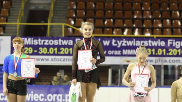 Oświęcimianka mistrzynią Polski