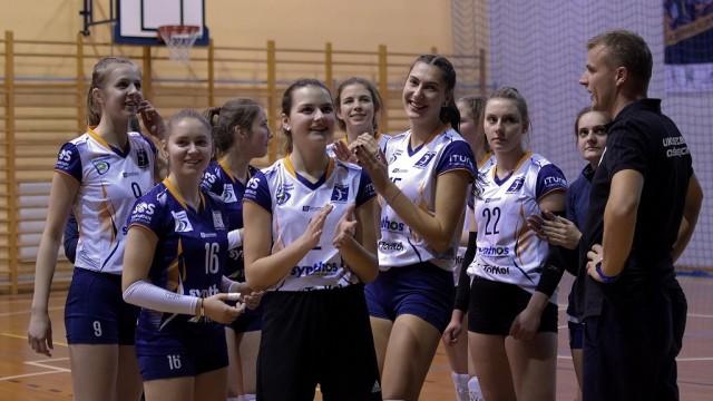 Oświęcimianki pokonały MKS Andrychów – FOTO