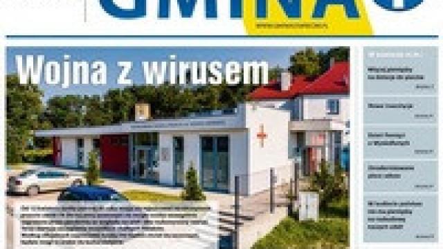 """""""Oświęcimska Gmina"""" kwiecień 2021"""