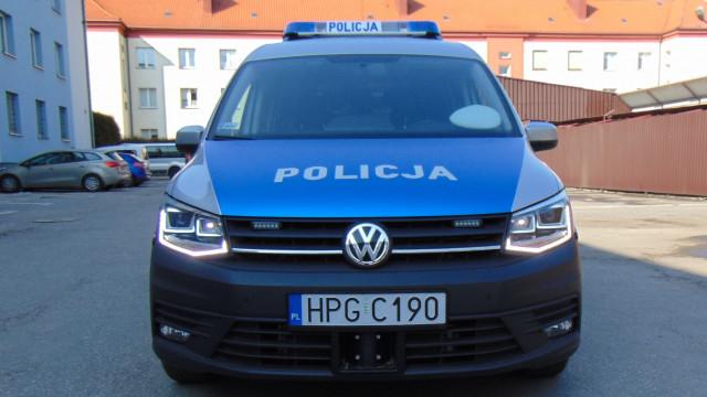 Oświęcimska Komenda otrzymała nowy samochód - InfoBrzeszcze.pl