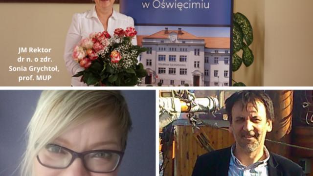 Oświęcimska uczelnia ma trzech nowych profesorów