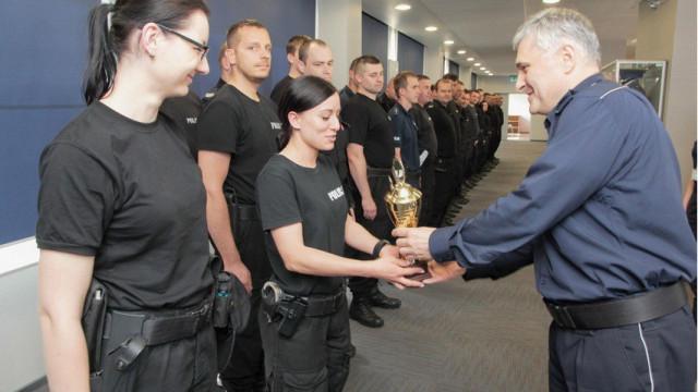 Oświęcimskie policjantki z trzecim miejscem w zawodach ratowników policyjnych. ZDJĘCIA !