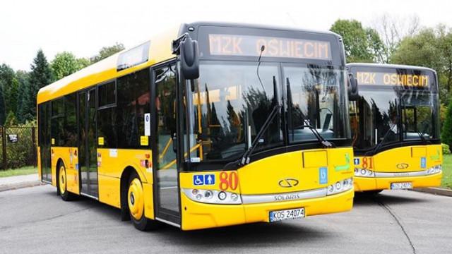 Oświęcim/Tychy - od stycznia na Śląsk dojedziemy linią nr 686
