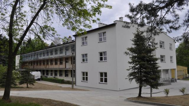 Otwarcie nowych części PZOL w Grojcu