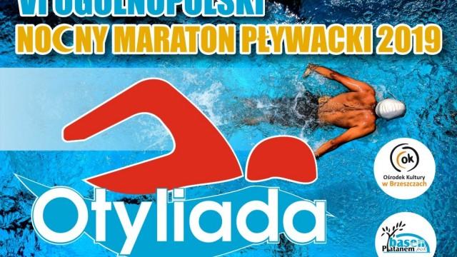 Otyliada - Ogólnopolski Nocny Maraton Pływacki w Brzeszczach - InfoBrzeszcze.pl