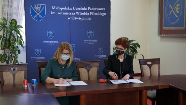 """""""Ozety"""" oficjalnym partnerem oświęcimskiej uczelni"""