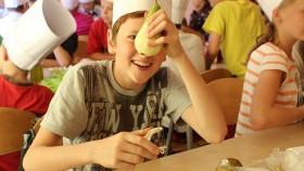 Pachnące czekoladą lekcje uczniów z Nowej Wsi
