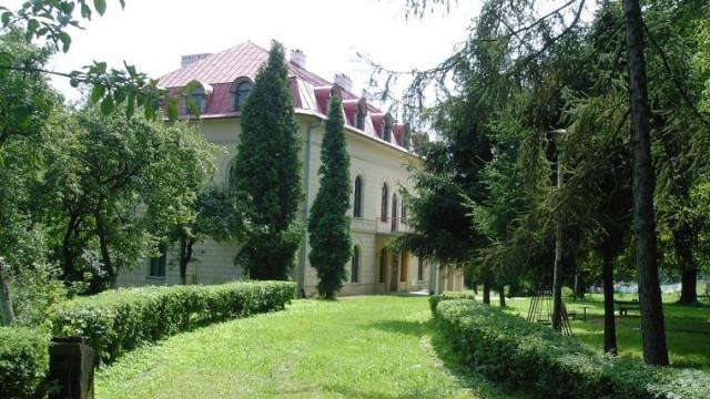 Pałac w Grojcu. Kilka wieków historii