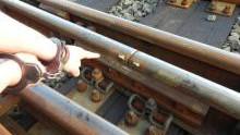 Palczowice gm. Zator. Policjanci w porę ujawnili kradzież infrastruktury kolejowej, a jej sprawców doprowadzą przed sąd