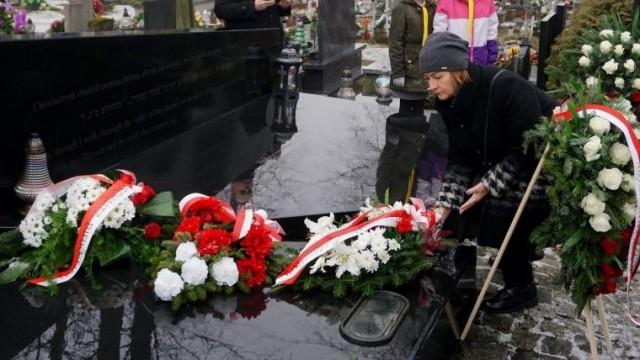 Pamięci ofiar Marszu Śmierci. Uroczystości rocznicowe w Brzeszczach