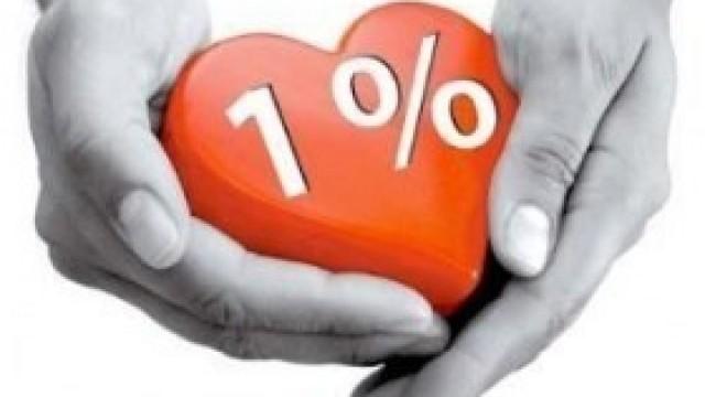 Pamiętaj! Twój 1 procent podatku to dla nich olbrzymie wsparcie i realna pomoc!
