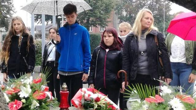 Pamiętali o napaści ZSRR na Polskę 17 września 1939 roku