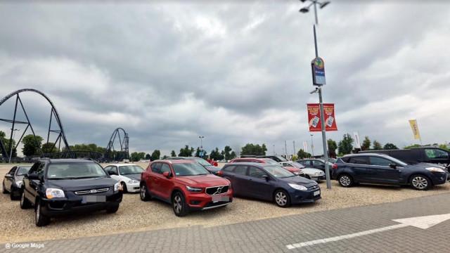 Parking cudów, czyli odnajdujące się samochody