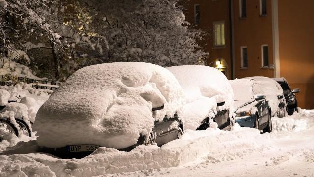 Parkowanie w zimie – apel wójta