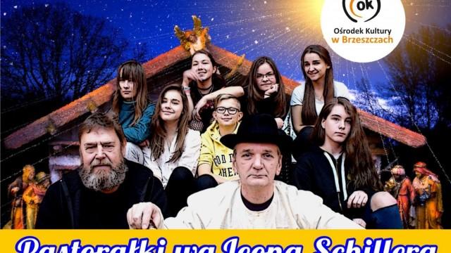Pastorałka Schillera z udziałem grup artystycznych OK w Brzeszczach - InfoBrzeszcze.pl