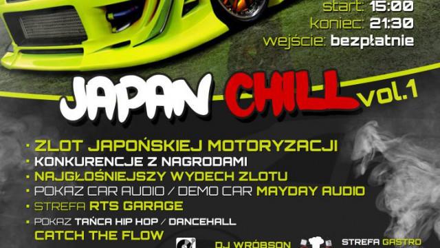 Patronujemy. Japan Chill Vol.1 - InfoBrzeszcze.pl
