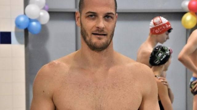 Paweł Korzeniowski wrócił do pływania, bo chce powalczyć o piątą olimpiadę