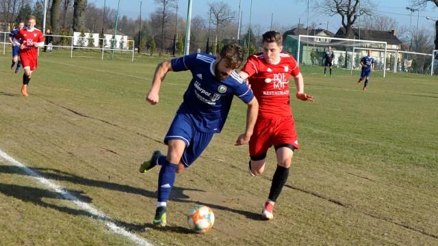Pewne zwycięstwo LKS Jawiszowice w Kaszowie