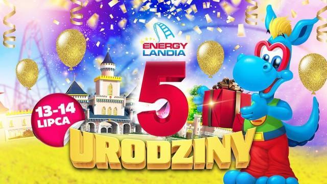 Pięć lat Energylandii i rok Hyperiona