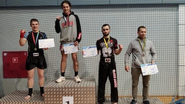 Pięć pozycji medalowych zawodników OKK w Katowicach – FOTO