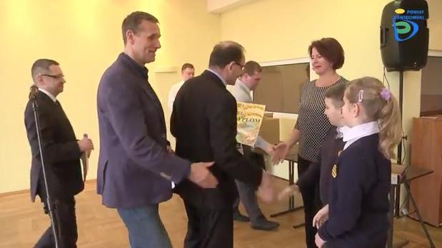 Pięć ton baterii zebrali uczniowie Powiatu Oświęcimskiego [ZOBACZ VIDEO]