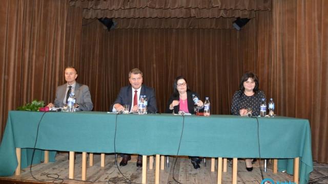 Pierwszą debatę prezydencką eFO mamy za sobą – FILM, FOTO