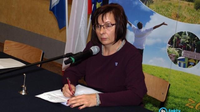 Pierwsza kobieta na czele Rady Gminy Oświęcim – FILM