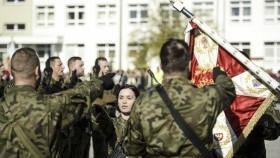 Pierwsza przysięga Wojsk Obrony Terytorialnej w Małopolsce