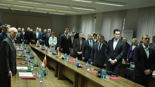 Pierwsza sesja Rady Powiatu nowej kadencji