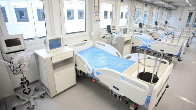Pierwsze decyzje dotyczące odmrażania łóżek covidowych w Szpitalu Powiatowym
