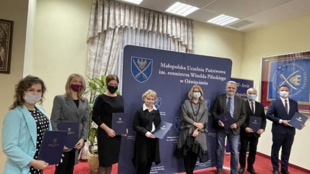 Pierwsze posiedzenie rady oświęcimskiej uczelni w nowej kadencji