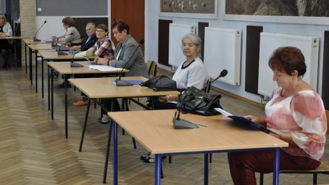 Pierwsze posiedzenie Rady Seniorów