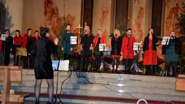Pierwszy koncert zespołu Gloria Dei – FOTO
