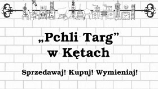 Pierwszy w tym roku Pchli Targ już 24 marca! Zapraszamy!