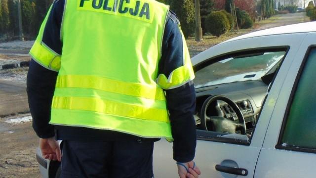 Pijany kierowca z Jawiszowic zatrzymany przez policję - InfoBrzeszcze.pl