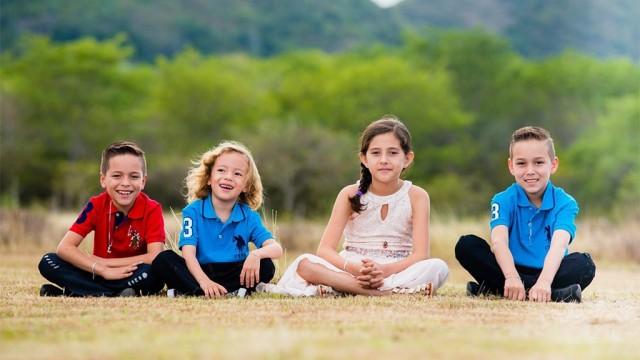 Piknik rodzinny na powitanie lata