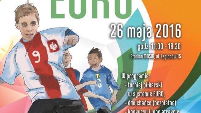 Piłkarskie emocje na wzór mistrzostw Europy. Oświęcimskie Euro 2016 na stadionie MOSIR