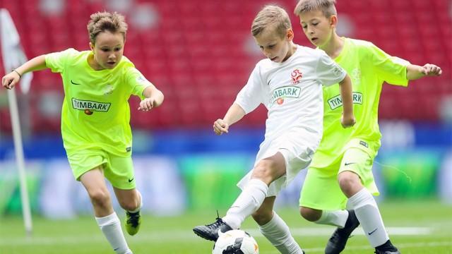 Piłkarze z oświęcimskiej Piątki zawalczą o Puchar Tymbarka