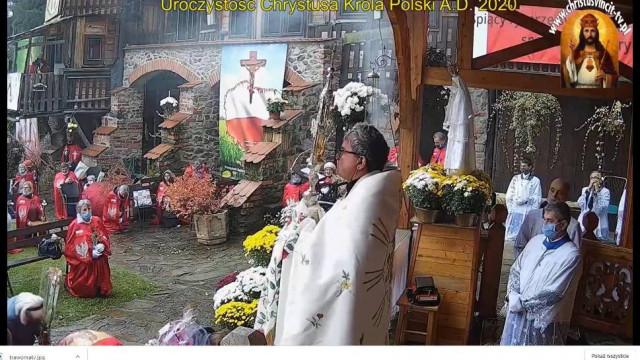 """Piotr Natanek """"nawrócił się""""? Nawołuje swoich wiernych do zakładania maseczek"""