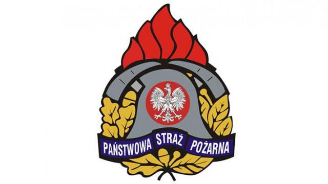 Piotrowice - spłonął kolejny budynek. Tym razem na Modrzewiowej