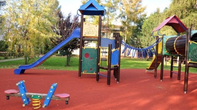 Plac zabaw wkrótce dostępny dla dzieci – FOTO
