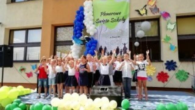 Plenerowe Święto Szkoły w Nowej Wsi
