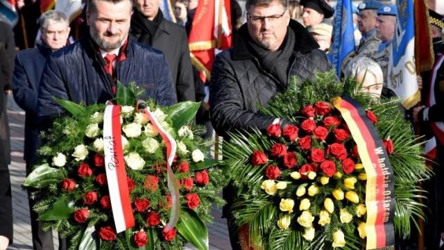 Po mroku niemieckiej okupacji do Oświęcimia wróciło życie