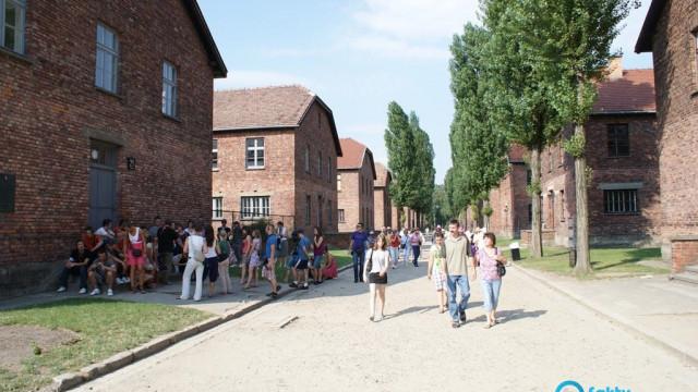 Pobyty studyjne online w Miejscu Pamięci Auschwitz
