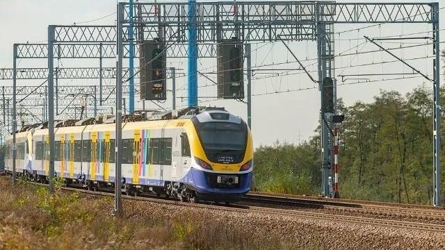 Pociągi Kolei Małopolskich będą serwisowane w Oświęcimiu