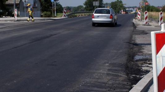 Początek remontu drogi krajowej w poniedziałek