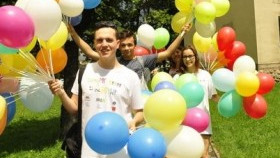 Poczuj się jak dziecko i zgłoś się jutro po balonik!