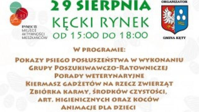Podaj łapę… czyli Dzień psa w gminie Kęty po raz trzeci!